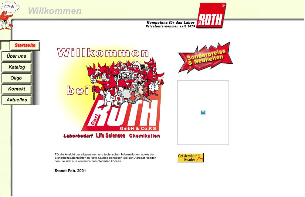 Webshop 02.02.2001