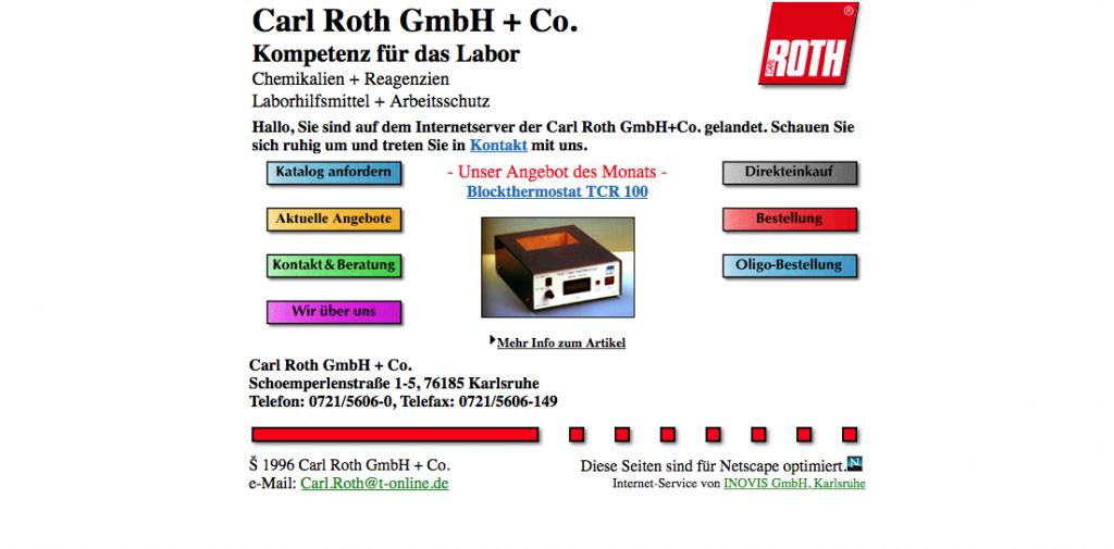 Website 15.04.1997
