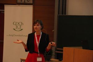 Preisträgerin Anne Furmann