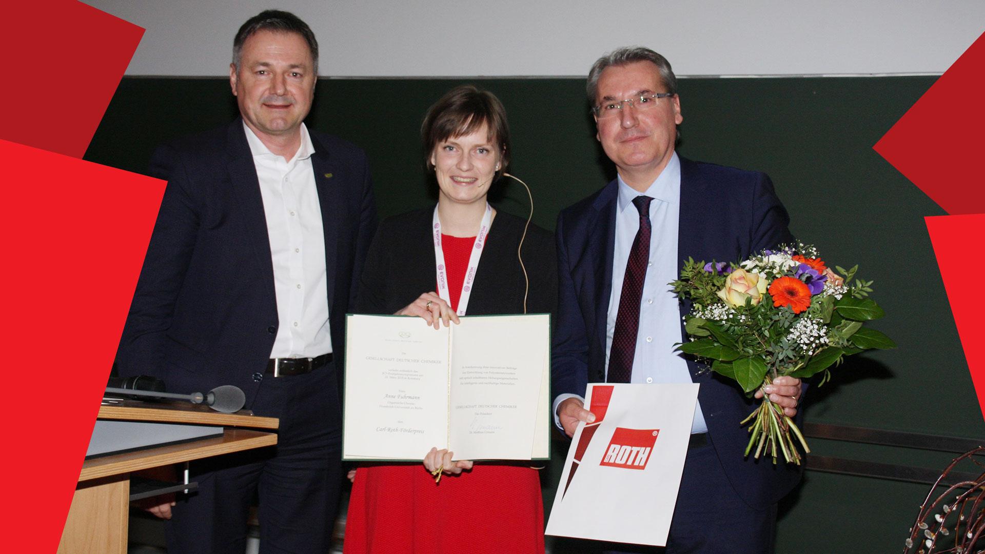Carl Roth Förderpreis