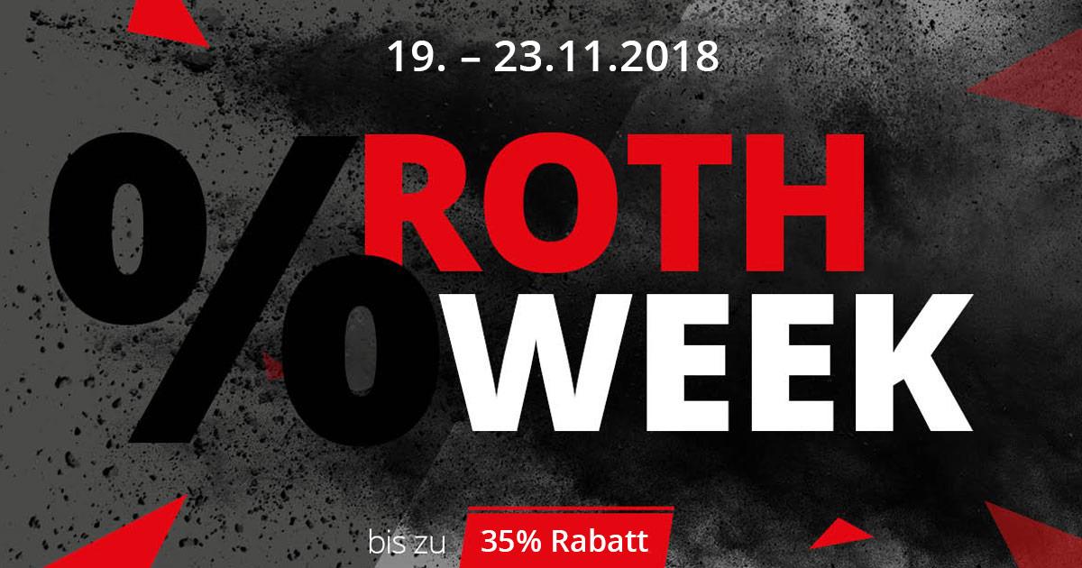 ROTH WEEK