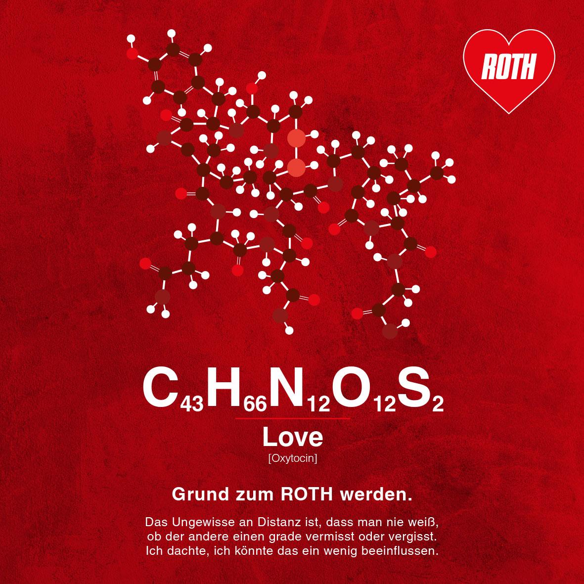 Grußkarte valentinstag-love