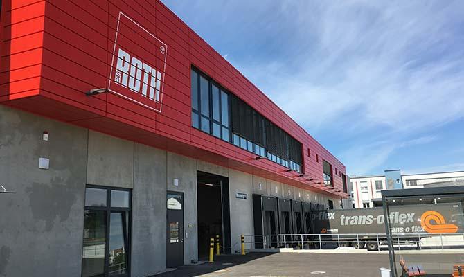 Carl Roth Werk Karlsruhe Knielingen