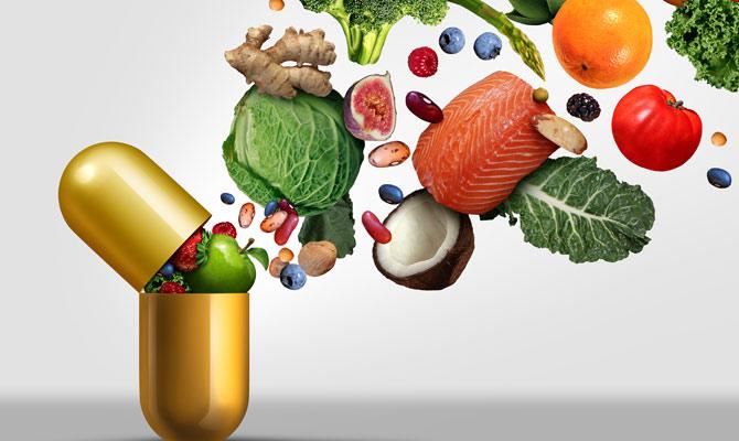 Vitaminprodukte: Überdosierung kann zur Hypervitaminose führen